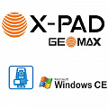 GeoMax X-Pad Construction GNSS Standard+Advanced