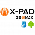 Программное обеспечение GeoMax X-Pad Ultimate Survey GIS